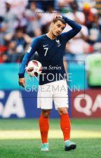 Instagram| Antoine Griezmann by theoldlady__