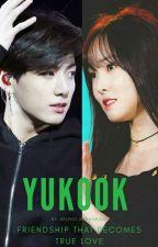 YuKook Jungkook X Yuju by AnaPitriana