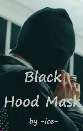 Black Hood Mask by IceCherryBombedbyTY