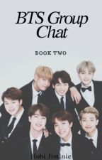 BTS Group Chat Book Two by Hobi_Jiminie