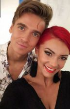 I Wanted You To Be Mine: Joe Sugg x Madison x Dianne Buswell by multifandom2105