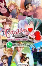 Corazón de Melón 📱〈 〈  Whatsapp by Colorjoy