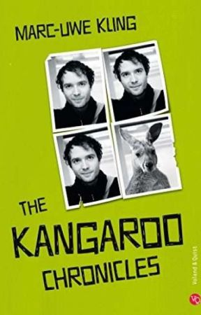 the Kangaroo Chronicles  by therealTomHolland