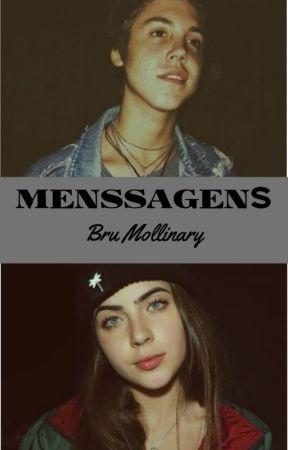 Mensagens  |  Matt Espinosa (CONCLUÍDA) by Brubs-M
