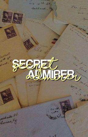 ❝ secret admirer ❞ by blissfcll