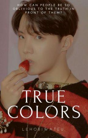 True Colors。‖ bangtanmoo by LeHobiWateu