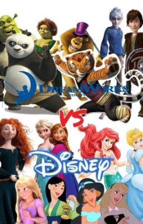 Dreamworks Vs Disney - Contest - Wattpad