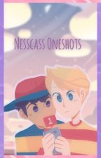 ☆ Nesscass book ☆ by thnzii