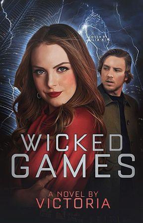 WICKED GAMES | Duncan Shepherd by stxrmborn