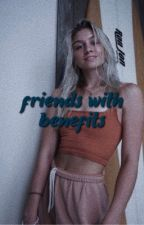 Friends With Benefits ❨SEAVEY❩ by adorseavey