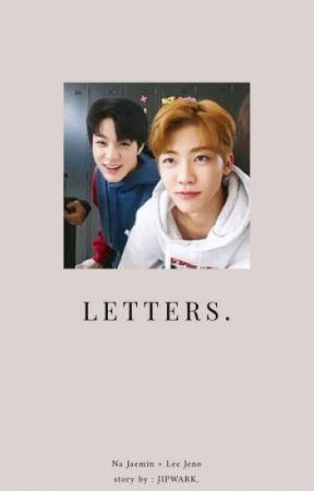 [transfic] letters | nomin by saeuwu