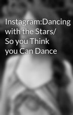 Instagram:Dancing with the Stars/ So you Think you Can Dance by JordynTroutman
