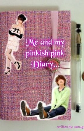 Me and my pinkish pink diary by ean143chanel