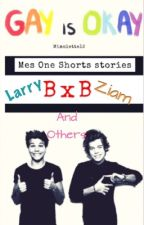 Mes One Shorts Stories BxB by mimolette12