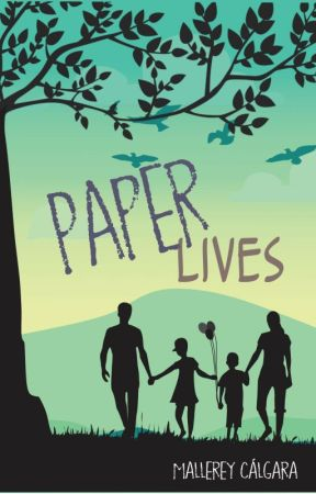 PAPER LIVES by MCalgara
