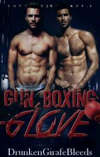 Gun & Boxing Glove - BxB by DrunkenGirafeBleeds