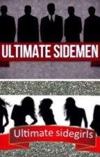 The sidemen vs The sidegirls. by HarleyQuinnFanGir1