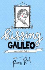 Kissing Galileo by TheodoraMcGregor