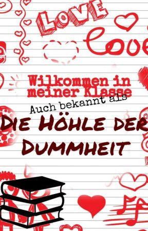 Lustige Spruche Aus Der Schule Chantal Wattpad