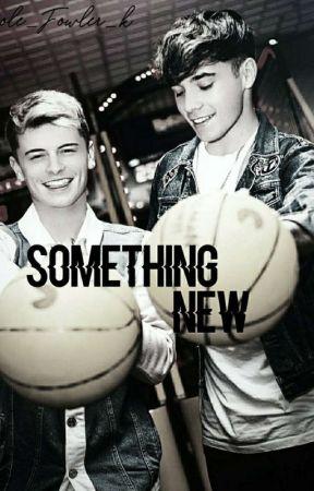 Something New || Randy by nicolexfowler