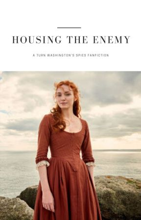 Housing the Enemy: Turn Washington's Spies by lilid1223