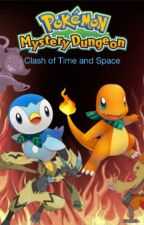Pokemon Mystery Dungeon: Clash of Time and Space [On Hold] by GoomyLover