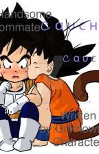 My handsome Roommate (Goku x Vegeta) by Unknow__Writter