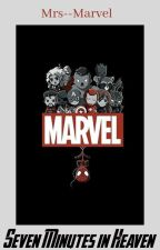 MarvelxReader • Seven Minutes in Heaven by Mrs--Marvel