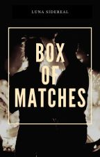 Box of Matches by lunasidereal