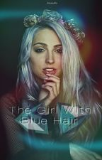 The Girl With Blue Hair by AriannaRo