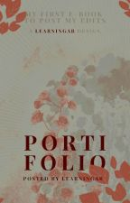 first portifólio [♡]; by learningab