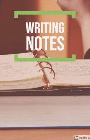 Writing Notes by Socasm