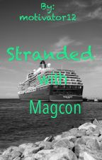 Stranded with Magcon by kennedysarahalpin