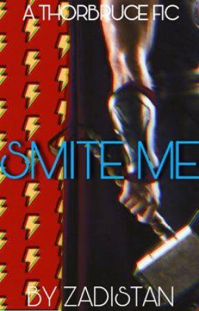 Smite Me [ThorBruce] by zadistan