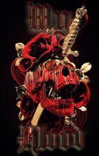 My blood x ON MY BLOCK by LinaiWolf