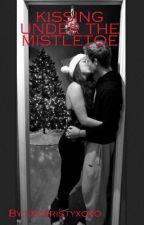 Kissing Under the Mistletoe by DivineRedElegance
