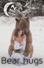 Bear hugs by JennaVandeWiel