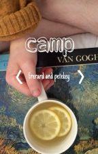 camp. {petekey, frerard} by bloodkinkiero