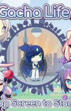 My gacha oc version by Mitsuki_901