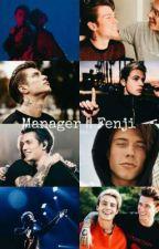 Manager    Fenji by valentinatacco03
