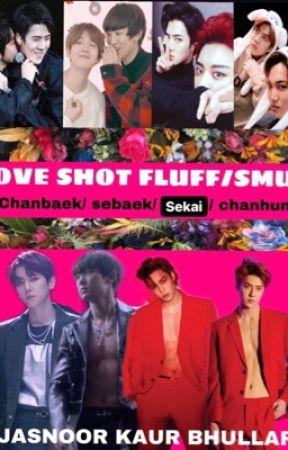 LOVE SHOT FLUFF / SMUT  by ERI6104NOOR