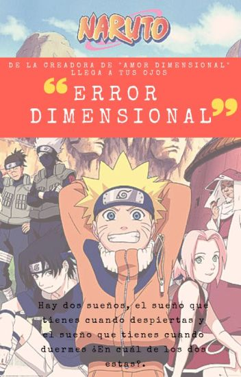 """""""ERROR DIMENSIONAL"""" (NARUTO)"""