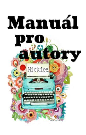 Manuál pro autory