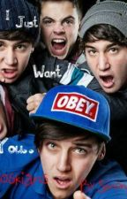 I just want you. (A Janoskians love story) by Simoneey