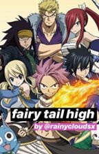 Fairy Tail High by rainytemperature
