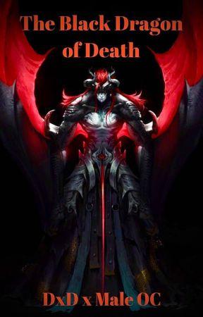 The Black Dragon Emperor of Death (Highschool DxD x Male OC