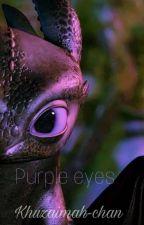 pυrple eyeѕ (BNHA X READER) by Khuzaimah-chan