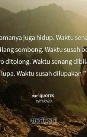 Quotes Sahabat 1 Wattpad