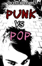punk vs pop · m.c. √ by JoanWeronique