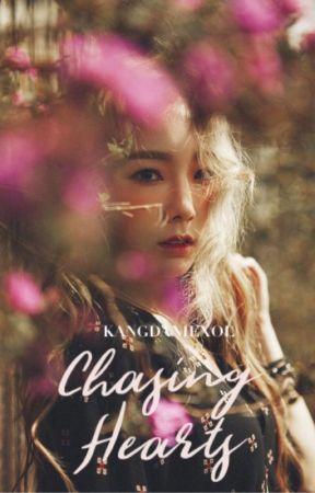 Chasing Hearts |BaekYeon|  by kangdaniexol